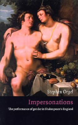 Impersonations By Orgel, Stephen